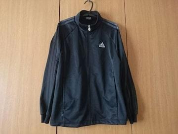 adidas アディダス☆ジャージ★ブラック☆150★
