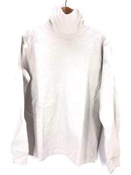 saby(サバイ)HIGH NECK SHIRTS/ハイネックシャツスウェット・トレーナー
