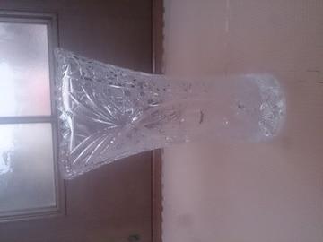 花瓶クリスタル(*^^*)小