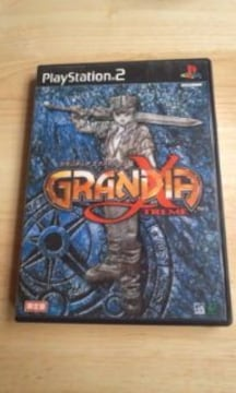 プレステ2ゲームソフト4本グランディア… バウンサー 決戦 サルアイトーイ