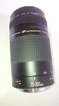 CANON EF 75-300�o �U