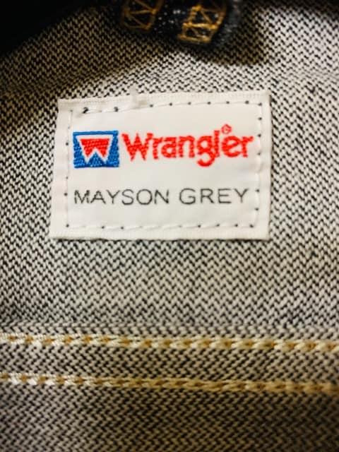 《新品》MAYSON GREY【デニムジャケットブルゾン】 < ブランドの