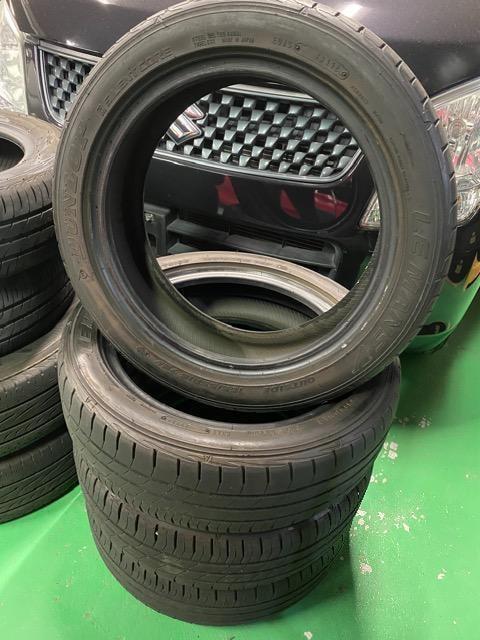 7071597)激安国産ダンロップルマンV吸音スポンジ入4本165/55R15送料無料 < 自動車/バイク