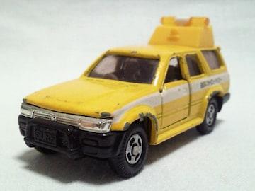 絶版トミカ��112 ハイラックス 道路パトカー