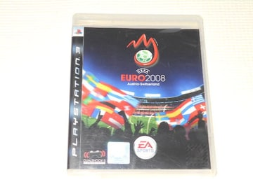PS3★UEFA EURO 2008 海外版(国内本体動作可能)