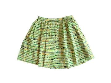 新品 定価9240円 マーキュリーデュオ  フレア ミニ スカート