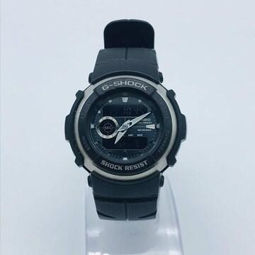 CASIO カシオ G-SHOCK クォーツ腕時計 G-300 アナログ デシ