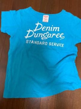 デニム&ダンガリー☆130Tシャツ☆デニダン