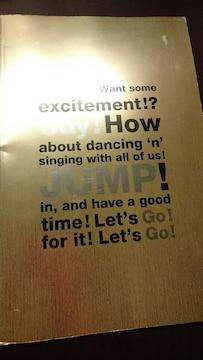 Hey!Say!JUMP「2010ツアーパンフレット」NYC