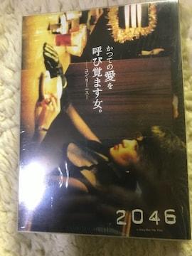 木村拓哉  DVD  2046  新品同様