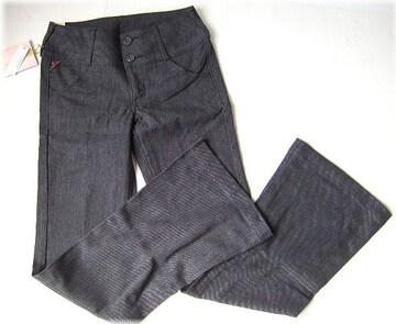 183新品★小さいサイズ 細身パンツ グレー BRAPPERS