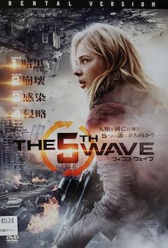 中古DVDフィフス・ウェイブ  ('16米)
