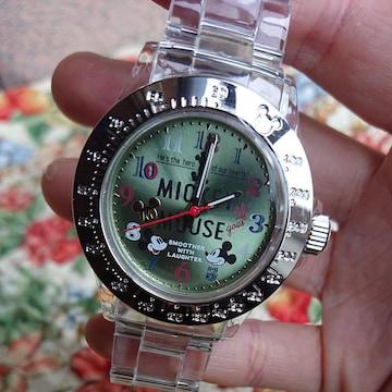 【値下げ不可】新品未使用!!Disney  Mickey Mouse 腕時計