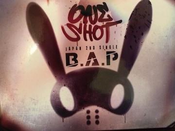 激安!超レア!☆B.A.P/ONE SHOT☆初回限定盤/CD+DVD☆超美品!
