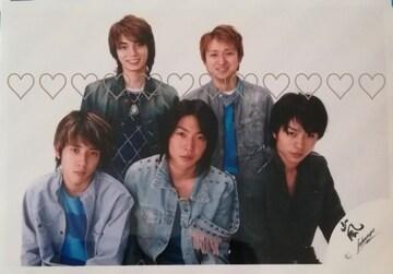 レア◆嵐 公式写真【嵐ロゴ/デビュー初期】