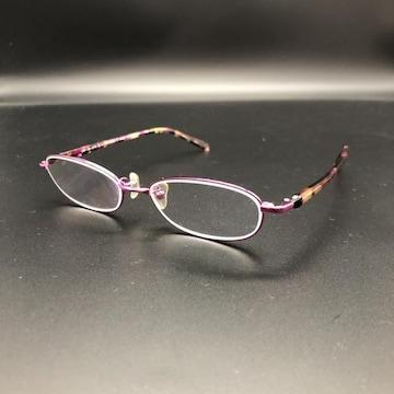 即決 JINS ジンズ メガネ 眼鏡 LMF-14S-027B