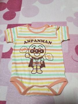 アンパンマンロンパース70美品