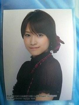 7周年アニバーサリー くじ特典パート2・1枚 2007.12/亀井絵里