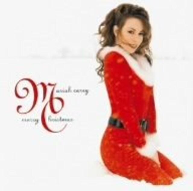 MARIAH CAREY/マライア・キャリーアルバム【MERRY CHRISTMAS】  < タレントグッズの
