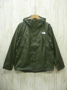 即決☆ノースフェイス特価 NT/XL ドットショットジャケット 防水 透湿 ウインド