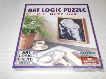 アート・ロジック・パズル PL-001 ブロンド 専用木製パネル付