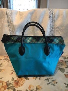 BURBERRY BLUE LABELミニトートバッグ