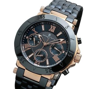 Salvatore Marra(サルバトーレマーラ)メンズ腕時計 SM14118-PGNV
