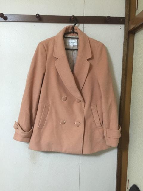 H007/GLACIER/Lサイズ/ピンク/コート/  < 女性ファッションの