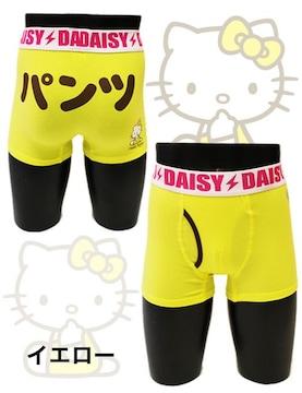Daisy(デイジー)HELLO KITTYコラボボクサーパンツ/L