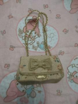 LIZ LISA☆花柄ミニバッグ