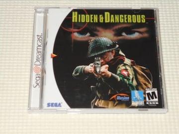 DC★HIDDEN & DANGEROUS 海外版