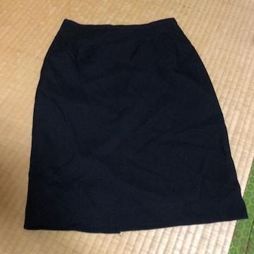 黒スカート 切手ok フォーマル、スーツ用