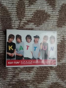 KAT-TUN   DVD  お客様は神サマーコンサート