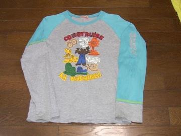150�p カステルバジャック Castelbajac 長袖Tシャツ