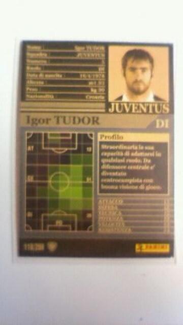 0203 トゥドゥール(イタリア語) < トレーディングカードの