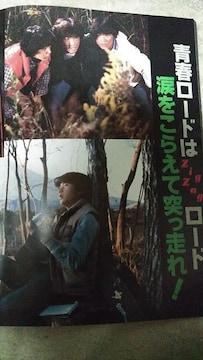 スニーカーぶる〜す パンフレット+オマケ