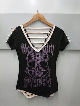 d.i.a☆スカルプリントTシャツ