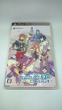 PSP うたの☆プリンスさまっ♪ Debut / プレイステーションポータブル うたプリ