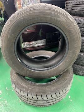 7071585)激安国産中古タイヤ2本セットセダンミニバンサイズ215/60R16送料無料