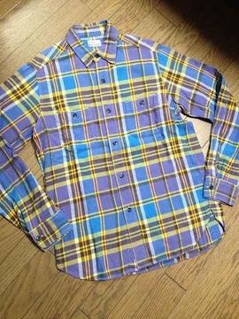 美品Coen チェックシャツ ユナイテッドアローズ
