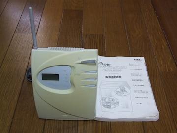 DSU内臓ターミナルアダプタ「NEC Aterm IWX-70」中古!
