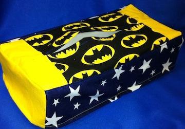 ★バットマン★ ティッシュボックス