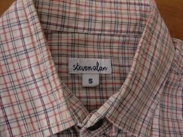 STEVEN ALAN スティーブンアラン シャツ Sサイズ