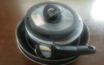 TーFaL フライパン鍋9点セット