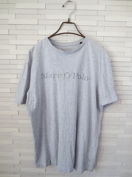 即決/Marc O'Polo/ORGANIC COTTON半袖Tシャツ/グレー/L