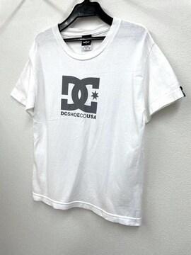DC 半袖 Tシャツ ディーシーシューズ ロゴTシャツ