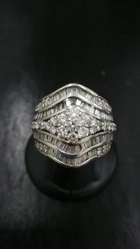 指輪 Pt900 MD3.00 16.2g 23号