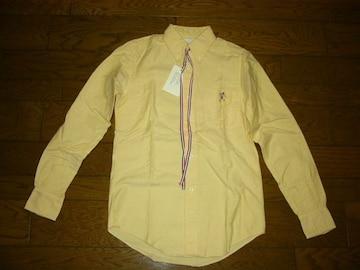 新品NUGGETSナゲッツBDシャツSリボン長袖定価半額以下