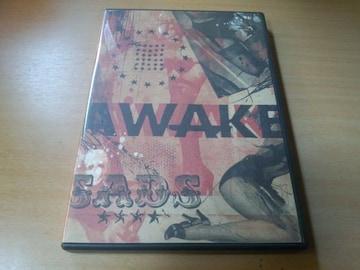 SADS DVD「AWAKE」サッズ 黒夢 清春●