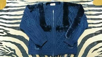 S-M-D カウチン セーター